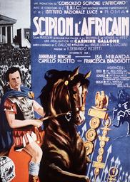 Scipione L'Africano - 1937