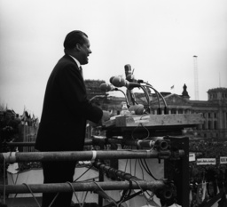 Willy Brandt / Foto, Berlin 1960 - Willy Brandt / Berlin / 1960 / Photo - Willy Brandt / Photo, Berlin 1960