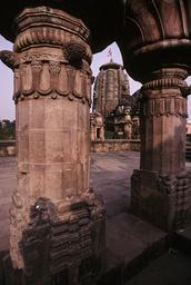 Bhubaneswar, Mukteshvara-Tempel, Tor / Foto - -