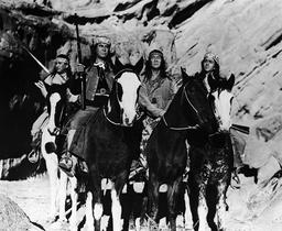 'Conquest of Cochise' Movie Stills