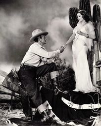 The Cowboy and The Lady - 1938