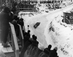 VINTER-OS I LAKE PLACID 1932