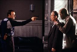1998 - The Negotiator - Movie Set