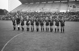 German Soccer League - Season 1963-1964 - Meidericher SV - Eintracht Frankfurt 3-1