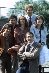Cast of the New Look 'That's Life' Team, London, Britain - 1982