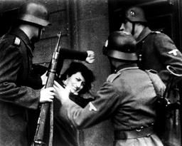 OPEN CITY, (aka ROMA, CITTA APERTA), Anna Magnani, 1945.