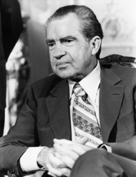 President of the United States Richard Nixon 1913 - 1994