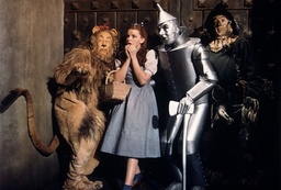 1939 - The Wizard Of Oz - Movie Set