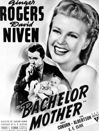 1939 - Bachelor Mother - Movie Set
