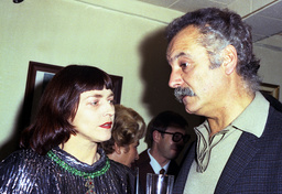 MONIQUE MORELLI; GEORGES BRASSENS