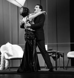 Opera Von heute auf morgen
