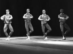 Ballet Etudes for Dancers