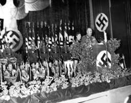 Ceremony of the Reich War Victims association