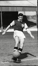 Jimmy Mcilroy Burnley F.c. Footballer.