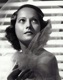 Merle Oberon - 1937