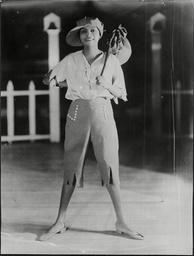 Miss Florence Mills Actress.