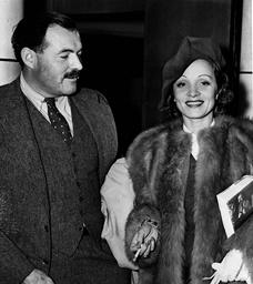 Ernest Hemingway - 1938