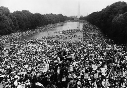 Marsch auf Washington 1963 / Demo - March on Washington 1963 / Demo - Marche sur Washington, 28 août 1963 (200 000 américains mani