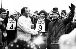 OLYMPICS Grenoble 1968