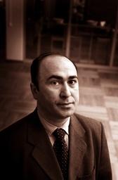 Porträtt på Ghassan Haddad