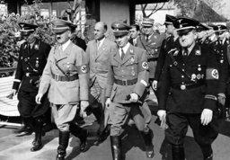 Third Reich - Hitler and Todt 1937