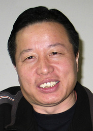 File photo shows Chinese human rights lawyer Gao Zhisheng in Beijing