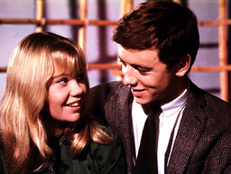 THE MOON-SPINNERS, from left: Hayley Mills, Peter McEnery, 1964