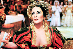 THE TAMING OF THE SHREW, Elizabeth Taylor, 1967
