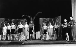 Jugendalija / Berlin / Aufführung /1935 - Jugendalija / Berlin / Performance, 1935 - Emigration de Juifs hors d'Allemagne nazie après les lois ra