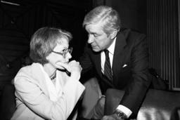 Charles Percy, Nancy Kassebaum