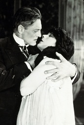 1923- Enemies of Women - Movie Set