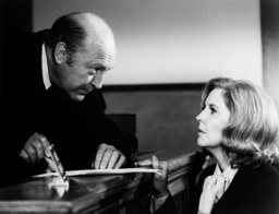 KATE MCSHANE, from left: Stacy Keach Sr., Anne Meara in 'Terror On Sycamore Street' (Season 1, Episo