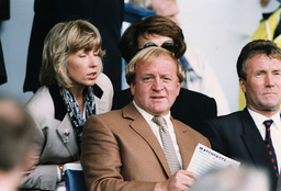 Francis Lee Manchester City Chairman Former Football Star And Toilet Roll Tycoon