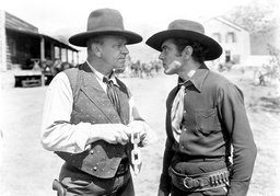 1930 - Billy the Kid - Movie Set