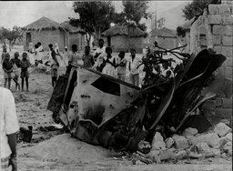 Angola Civil War 1976 South African Panhard Blown Up By Rp67's In Village Of Ebo Luanda The Angolan Civil War Was A Major Civil Conflict In The African State Of Angola Beginning In 1975 And Continuing With Some Interludes Until 2002. The War Began I