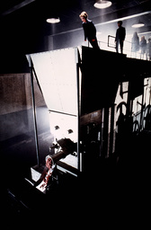 1982 - Pink Floyd The Wall - Movie Set