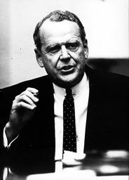 Politician Clark Clifford 1906 - 1998