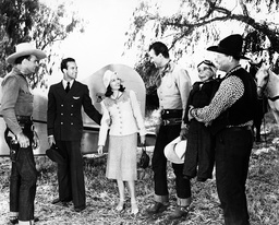 Overland Stage Raiders - 1938