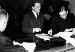 Käutner and Gritschneder in court