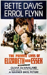 The Private Lives Of Elizabeth and Essex - 1939