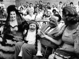 George McGhee auf Volksfest 1963 - George McGhee / Folk Festival 1963 -