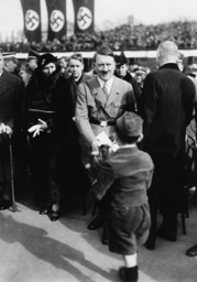 Third Reich - Cornerstone Laying Ceremony for Wagner Memorial 1934