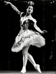 Ballet Dancer Dame Margot Fonteyn (dead February 1991).