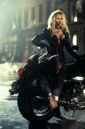1996 - Barb Wire - Movie Set