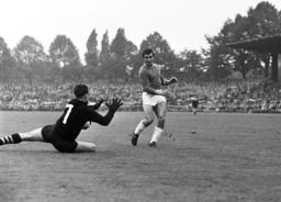 German Soccer Bundesliga 1963/64 - Borussia Dortmund - 1860 Munich 3-3