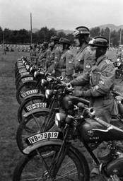 Reichstreffen Motor-HJ/Harz/ Juni 1938. - Motor rally / Hitler Youth / June 1938. -