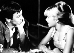 THE MOON-SPINNERS, from left: Peter McEnery, Hayley Mills, 1964