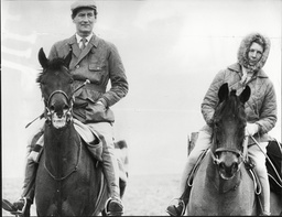 Peter Walwyn Racehorse Trainer With His Wife Peter Tyndall Walwyn Mbe (born 1 July 1933) Is A Retired British Racehorse Trainer. He Was Based At Stables At In The Lambourn Berkshire Area And Enjoyed His Period Of Greatest Success In The Mid 1970s Whe