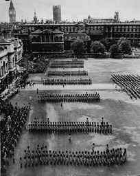 Trooping The Colour 1938.