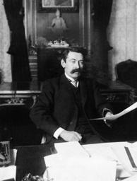 Aristide Briand, 1909